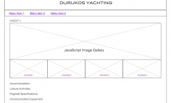 Individual Yacht Page